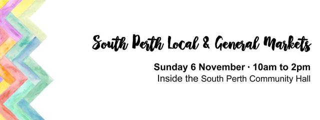 House of Nicnax will be attending South Perth Markets.