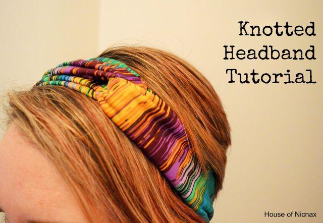 Headband title