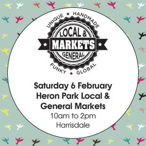 Heron Park, Harrisdale. Local and general markets, Perth WA