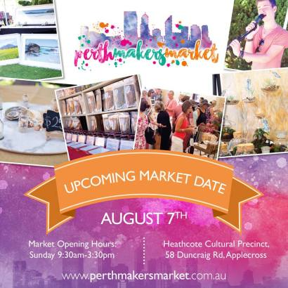 Perth Makers Market, Applecross